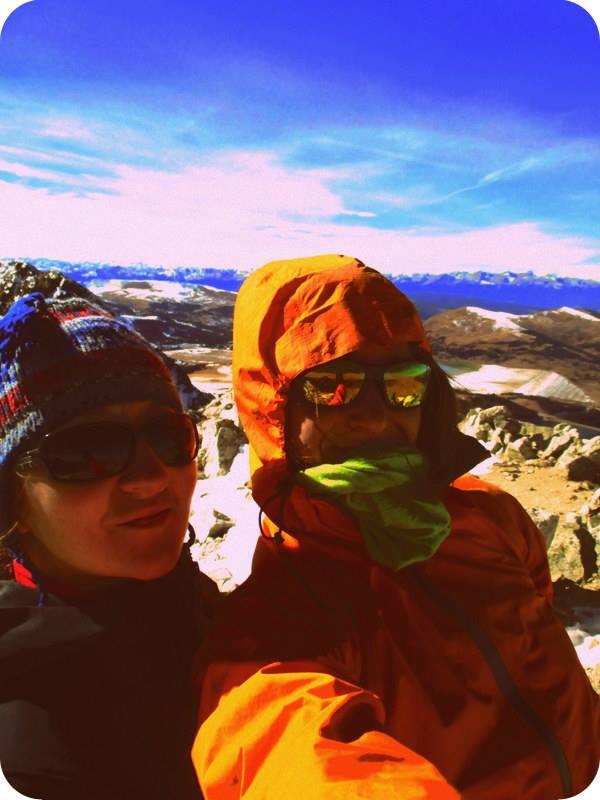 Summit of Fletcher Mtn! Courtesy of Sylwia Hendrickson